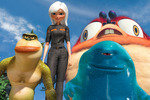 Bild zu: Monsters vs. Aliens
