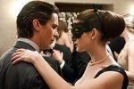 The Dark Knight Rises  (2012) - Christian Bale, Anne Hathaway