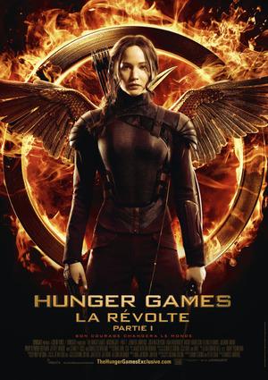 Hunger Games - La révolte partie 1