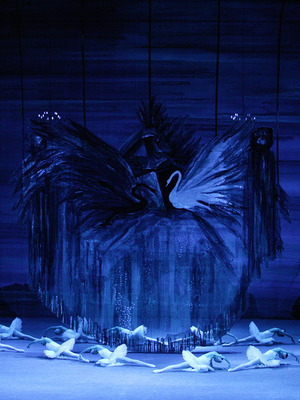 Bolschoi: Le Lac des cygnes