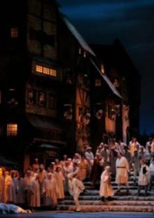 Met Opera: Les Maîtres Chanteurs de Nuremberg
