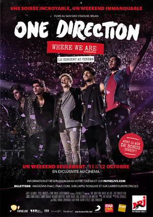 One Direction - Where We Are Tour