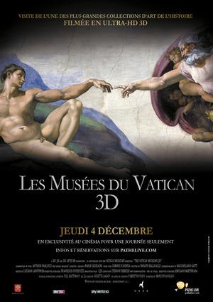 Les Musées du Vatican (3D)